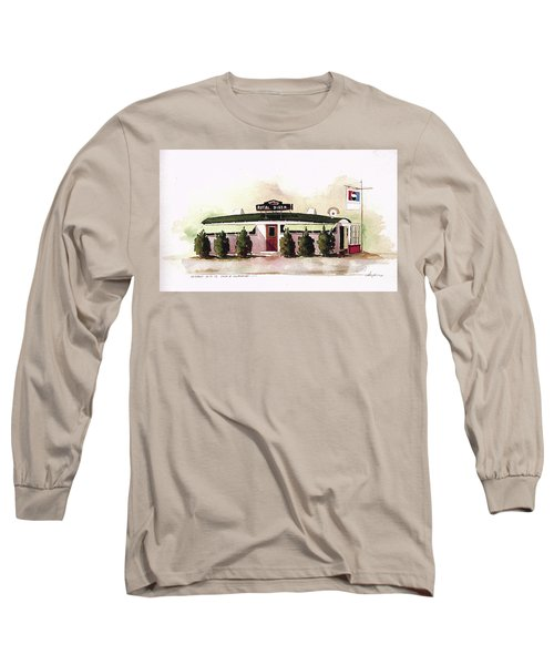 Royal Diner Long Sleeve T-Shirt