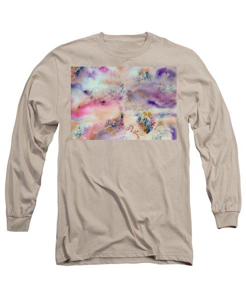 Sacred Flow Long Sleeve T-Shirt