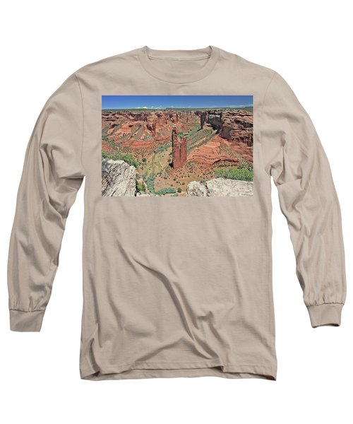 Sacred Spider Rock Long Sleeve T-Shirt