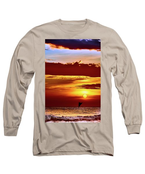 Sail Away... Long Sleeve T-Shirt