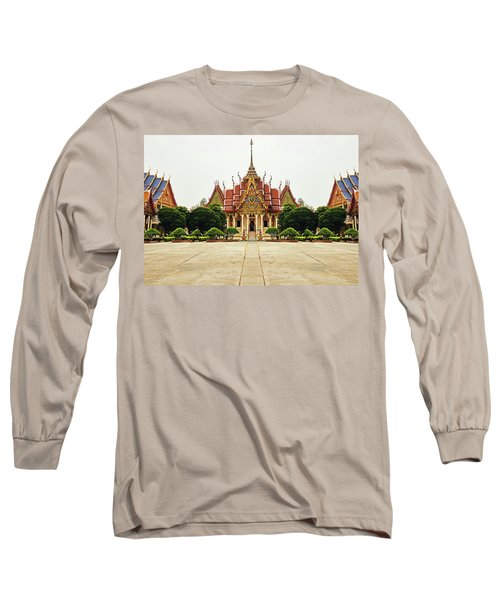 Sak Yant  Long Sleeve T-Shirt