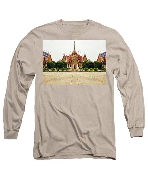 Sak Yant  Long Sleeve T-Shirt