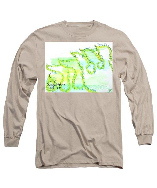 Sarah Nf1-123 Long Sleeve T-Shirt
