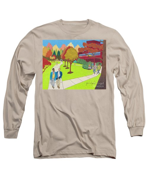 School Ties Long Sleeve T-Shirt