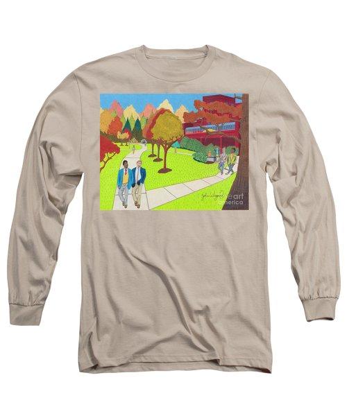 School Ties Long Sleeve T-Shirt