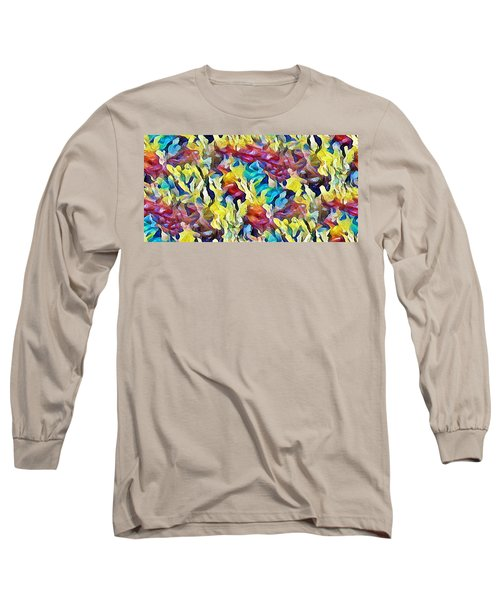 Sea Salad Long Sleeve T-Shirt