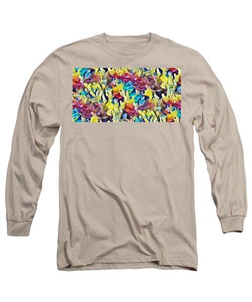 Sea Salad Long Sleeve T-Shirt
