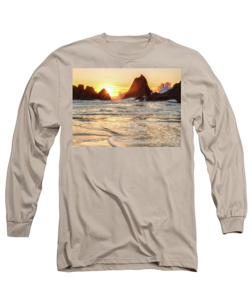 Seal Rock  Long Sleeve T-Shirt