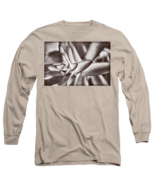 Sensual Succulent II Long Sleeve T-Shirt