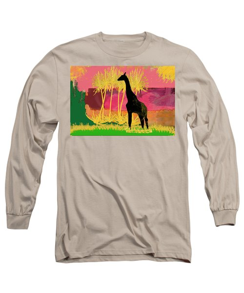 Serengeti Desert Long Sleeve T-Shirt