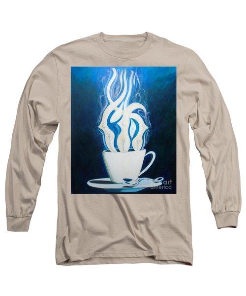 Sexy Java Long Sleeve T-Shirt