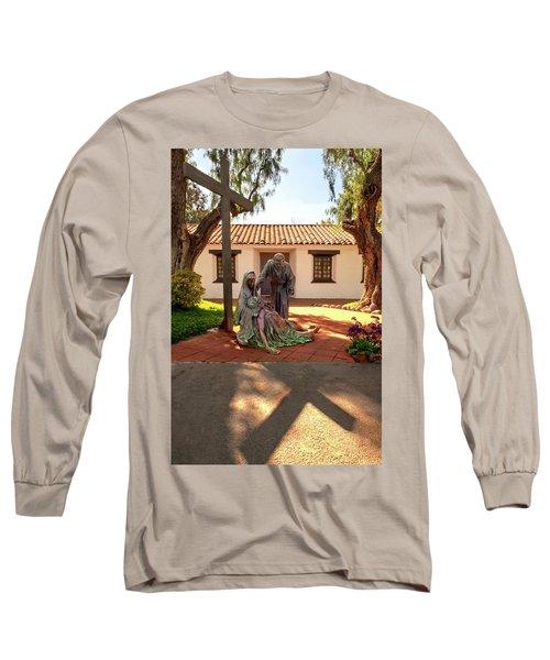 Shadow Of The Cross Long Sleeve T-Shirt
