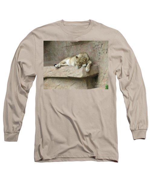 She Lion Long Sleeve T-Shirt