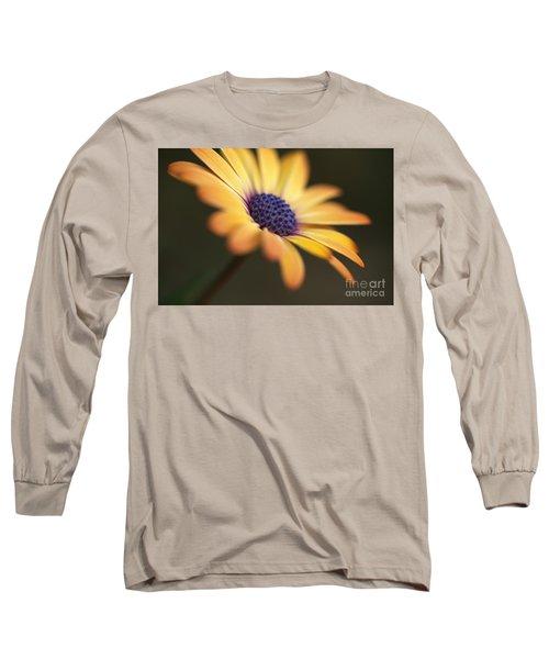 Simply Beautiful In Yellow To Orange  Long Sleeve T-Shirt
