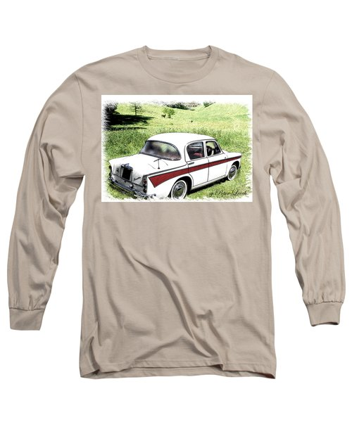 Singer Gazelle Long Sleeve T-Shirt