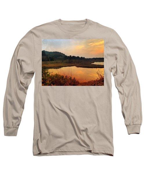 Sitka Sedge Sand Lake Eve Long Sleeve T-Shirt