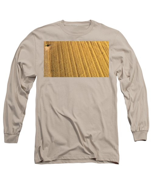 Sixty Million Kernels Long Sleeve T-Shirt