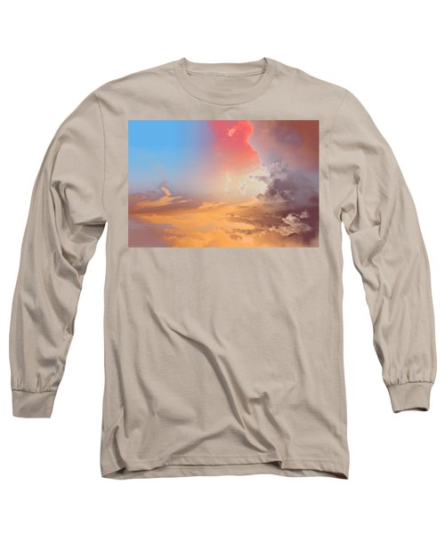 Sky Fight Long Sleeve T-Shirt