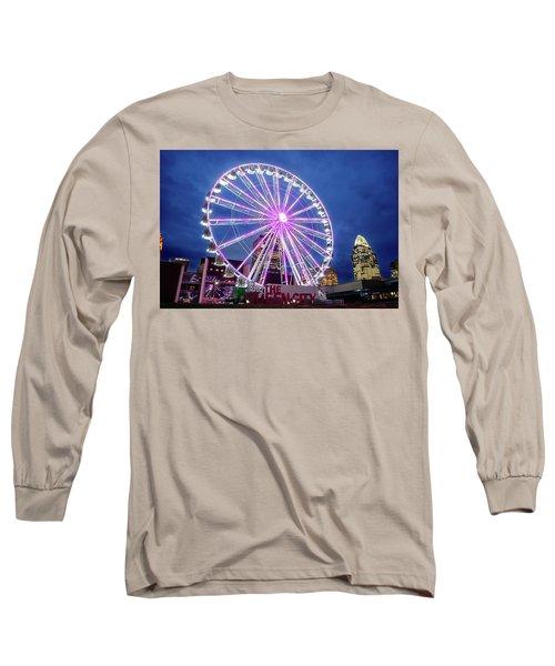 Skystar Ferris Wheel Long Sleeve T-Shirt