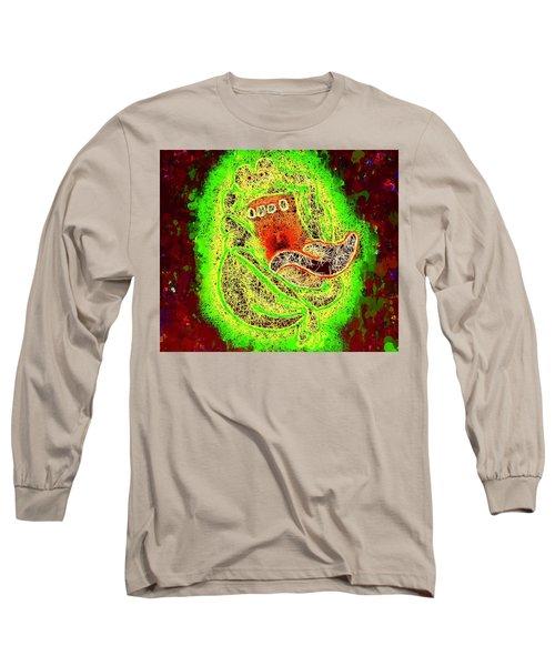 Slimer Ghostbusters Long Sleeve T-Shirt
