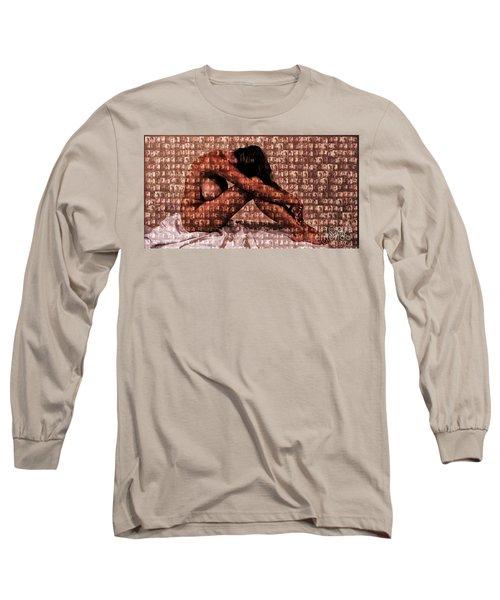 Slow Pose Long Sleeve T-Shirt