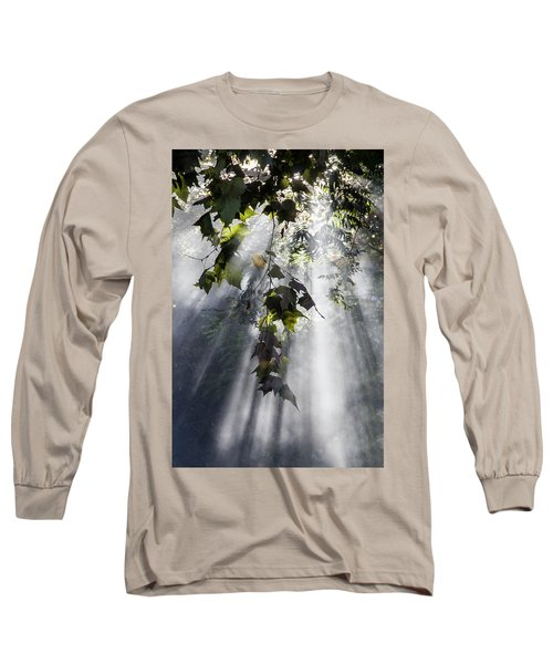 Smoke Gets In Your Skies Long Sleeve T-Shirt