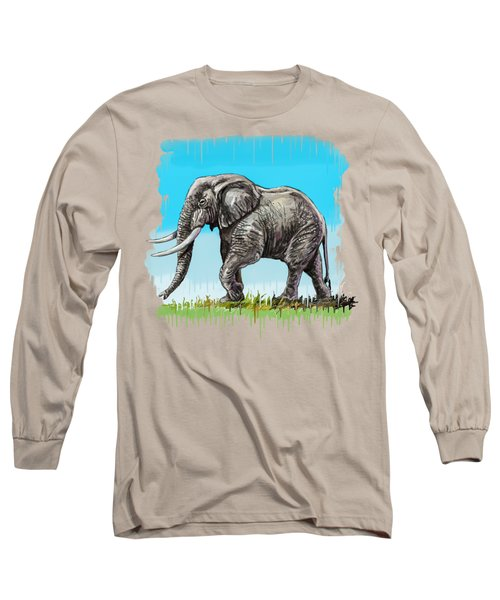 Son Of Africa Long Sleeve T-Shirt
