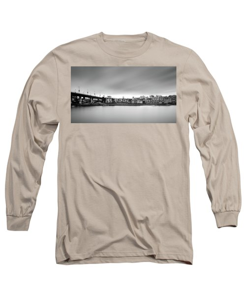 Venice Court, Vancouver Bc, Canada Long Sleeve T-Shirt