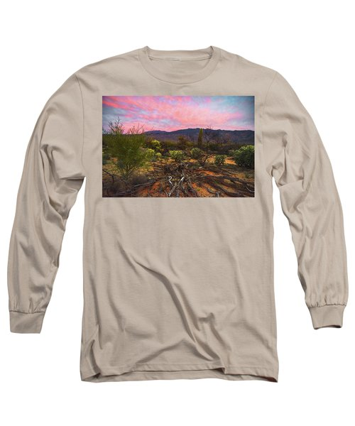 Southwest Day's End Long Sleeve T-Shirt