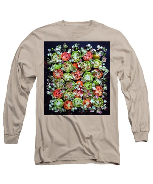 Spiced Tomatoes Long Sleeve T-Shirt