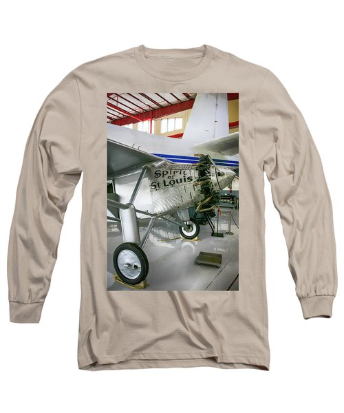 Spirit In Color Long Sleeve T-Shirt