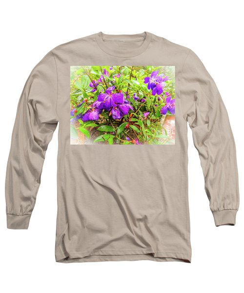 Spring Blossoms2 Long Sleeve T-Shirt