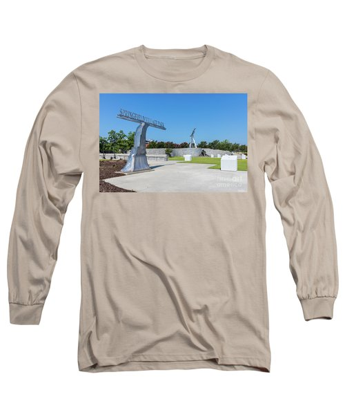 Springfield Village Park - Augusta Ga Long Sleeve T-Shirt