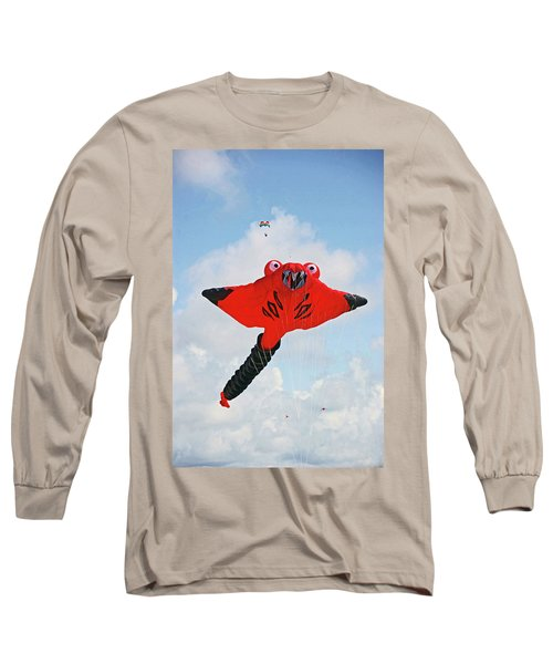 St. Annes. The Kite Festival Long Sleeve T-Shirt