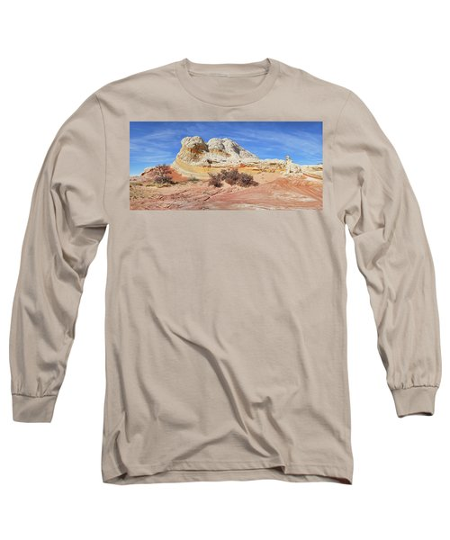 Long Sleeve T-Shirt featuring the photograph Strange Structures by Theo O'Connor