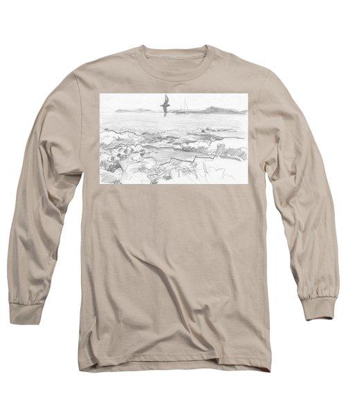 Subantarctic Island Long Sleeve T-Shirt
