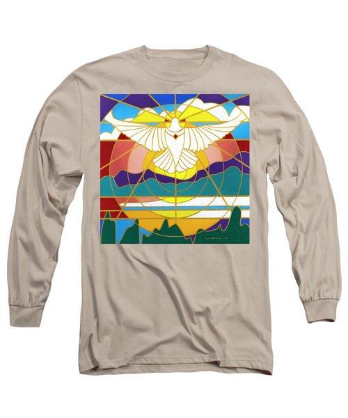 Sun Will Rise With Healing Long Sleeve T-Shirt