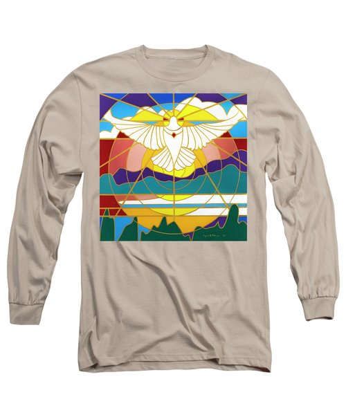 Sun Will Rise With Healing Long Sleeve T-Shirt