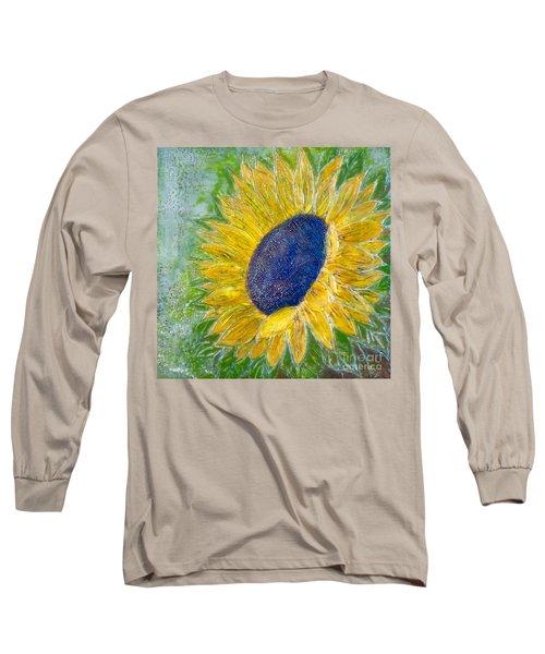 Sunflower Praises Long Sleeve T-Shirt