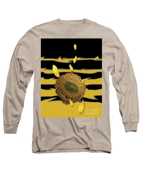 Sun's Flower Long Sleeve T-Shirt