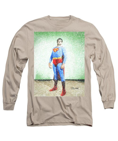 Superman Long Sleeve T-Shirt