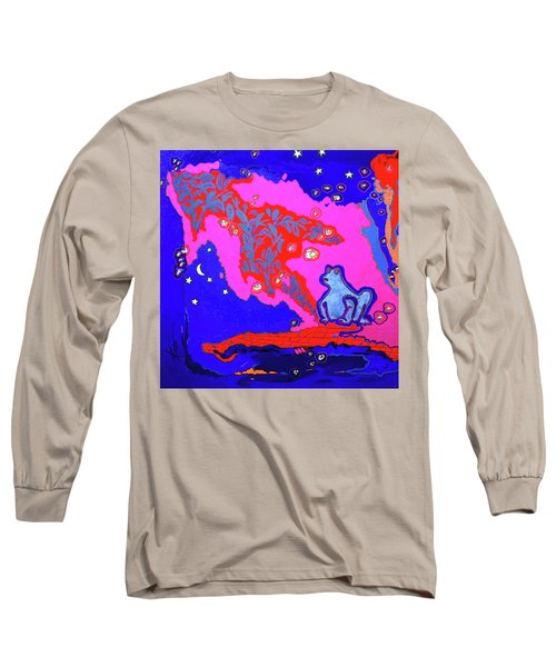 Supper On The Patio  Long Sleeve T-Shirt