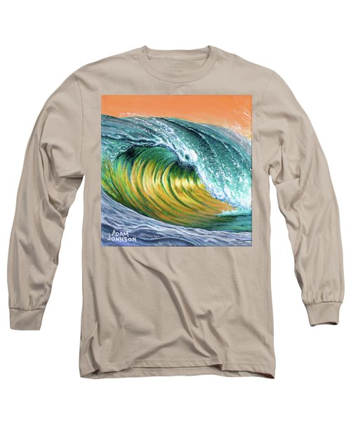 Surf Into The Sunset Long Sleeve T-Shirt