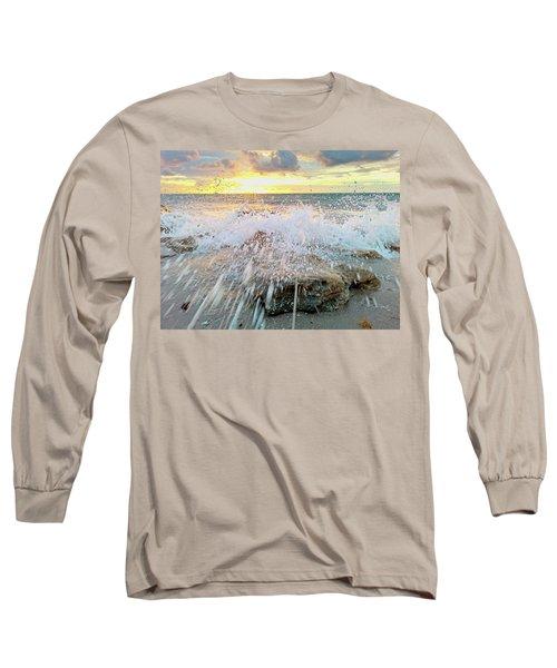 Surf Splash Long Sleeve T-Shirt