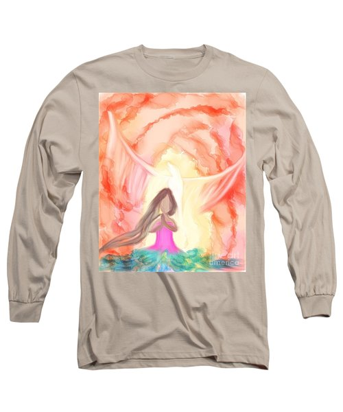 Sweet Hour Of Prayer Long Sleeve T-Shirt
