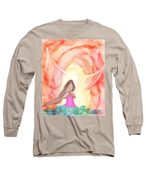 Sweet Hour Of Prayer Long Sleeve T-Shirt