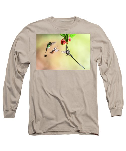 Taking Turns Long Sleeve T-Shirt
