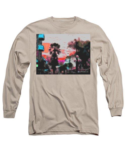 Tauranga New Zealand Long Sleeve T-Shirt