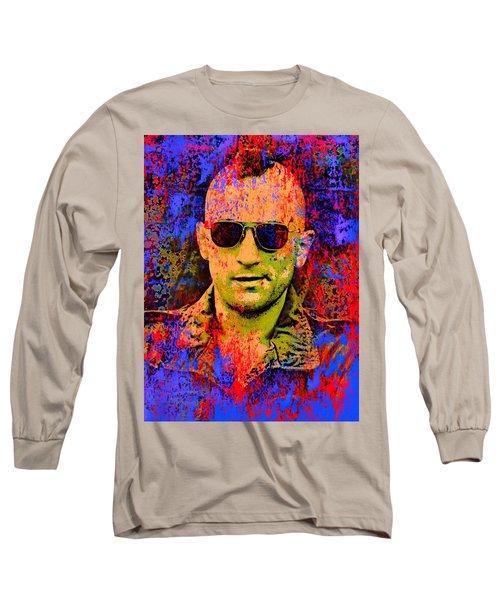 Taxi Driver - Travis Bickle - Robert De Niro Long Sleeve T-Shirt