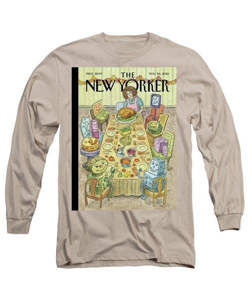 Thankfulness Long Sleeve T-Shirt